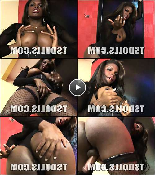 ebony tgirl video video